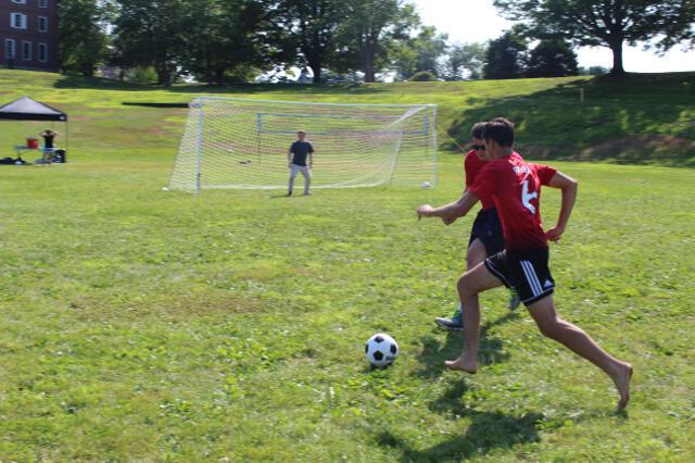 HSSP-NE19 -- Soccer
