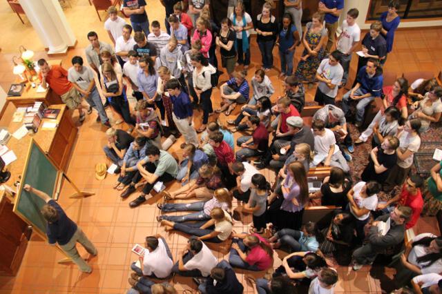 HSSP-2012 Day 09 -- 11