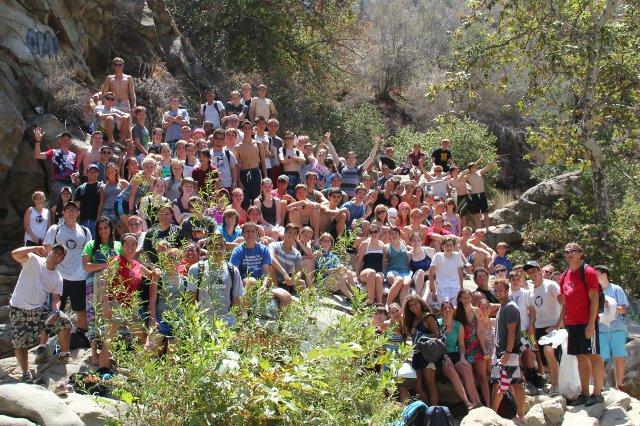HSSP13 -- Hike -- 14