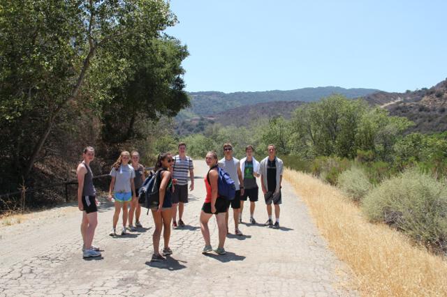 HSSP13 -- Hike -- 16
