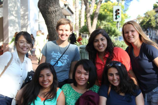 HSSP13 -- Santa Barbara -- 01