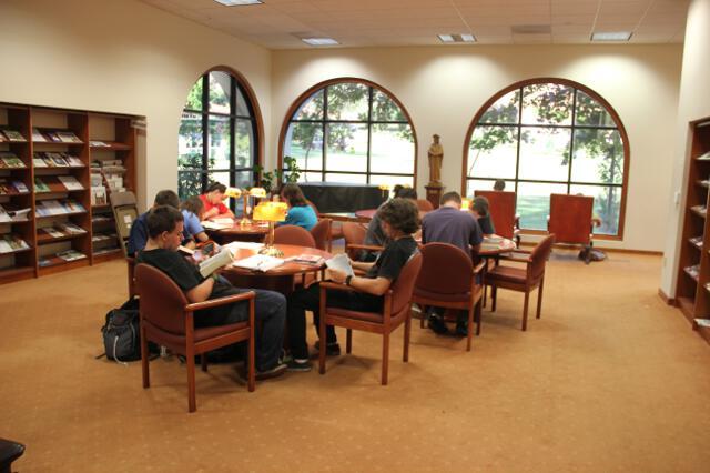HSSP14 -- 1st Wednesday -- Study Hall -- 01