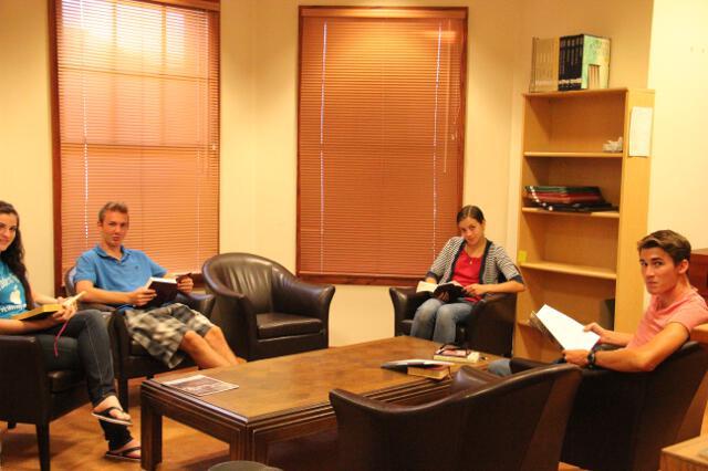 HSSP14 -- 1st Wednesday -- Study Hall -- 03