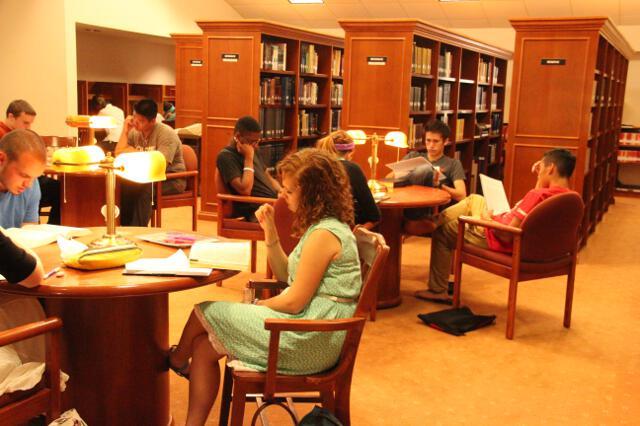 HSSP14 -- 1st Wednesday -- Study Hall -- 04