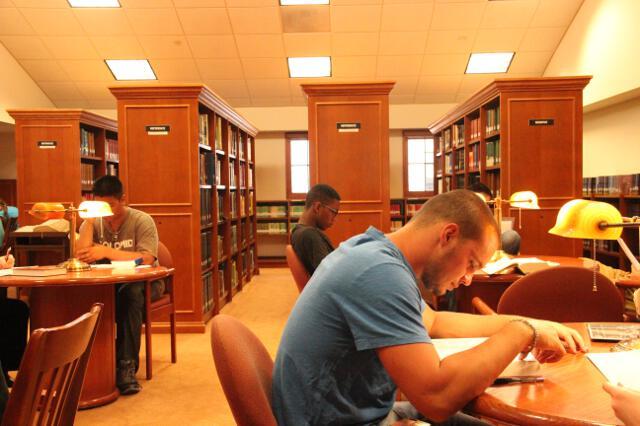 HSSP14 -- 1st Wednesday -- Study Hall -- 05