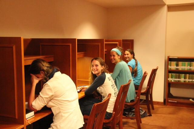 HSSP14 -- 1st Wednesday -- Study Hall -- 06