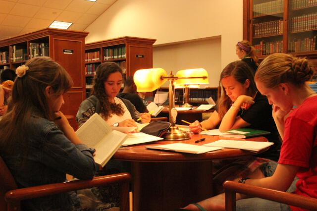 HSSP14 -- 1st Wednesday -- Study Hall -- 07