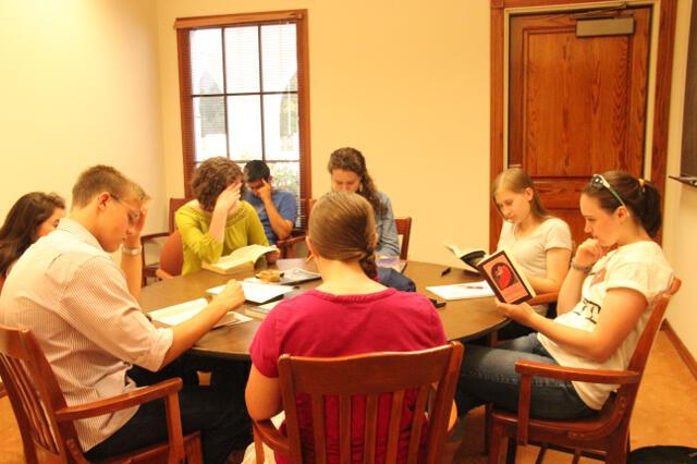 HSSP14 -- 1st Wednesday -- Study Hall -- 08