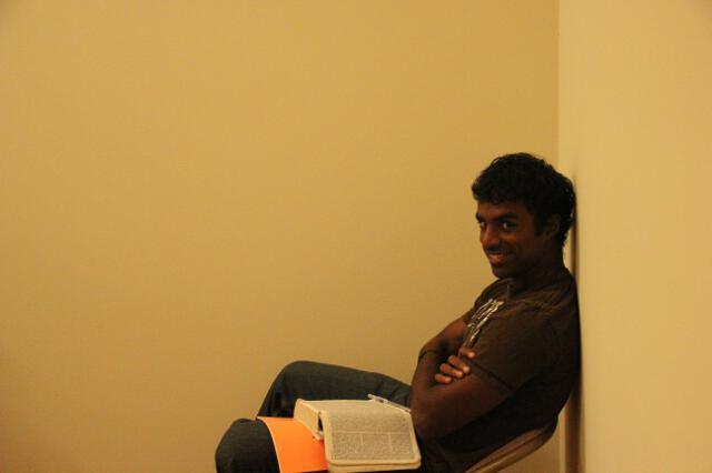 HSSP14 -- 1st Wednesday -- Study Hall -- 09