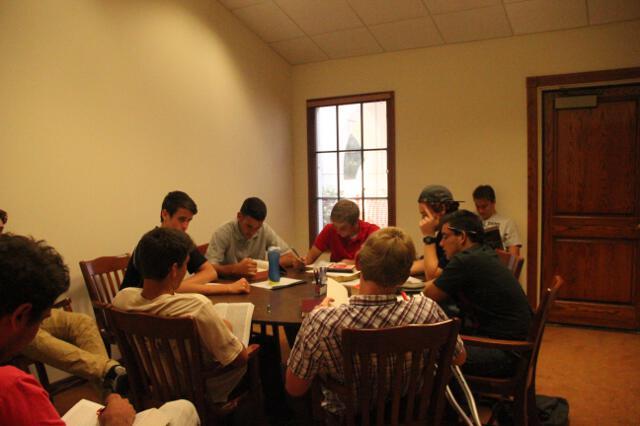 HSSP14 -- 1st Wednesday -- Study Hall -- 11