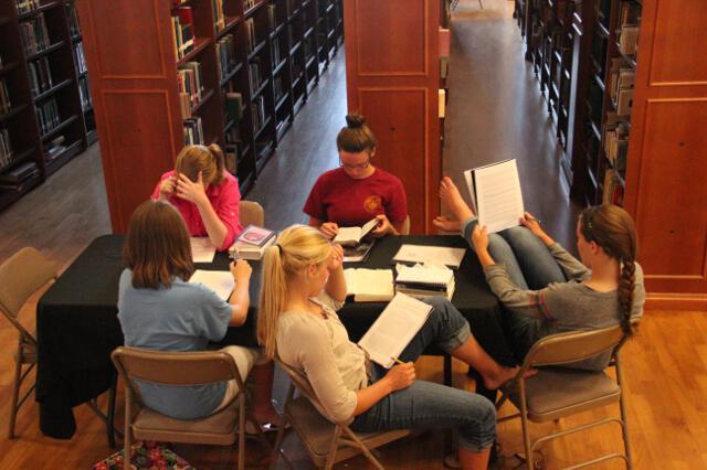 HSSP14 -- 1st Wednesday -- Study Hall -- 13