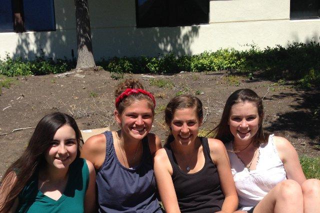 HSSP14 -- 1st Wednesday -- Volleyball --  08b