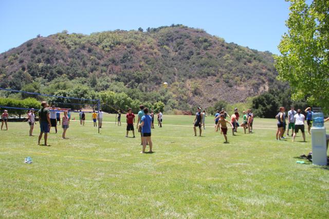 HSSP14 -- 1st Wednesday -- Volleyball -- 09