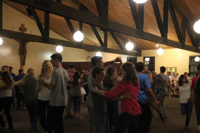 HSSP14 -- 1st Wednesday -- dance -- 10