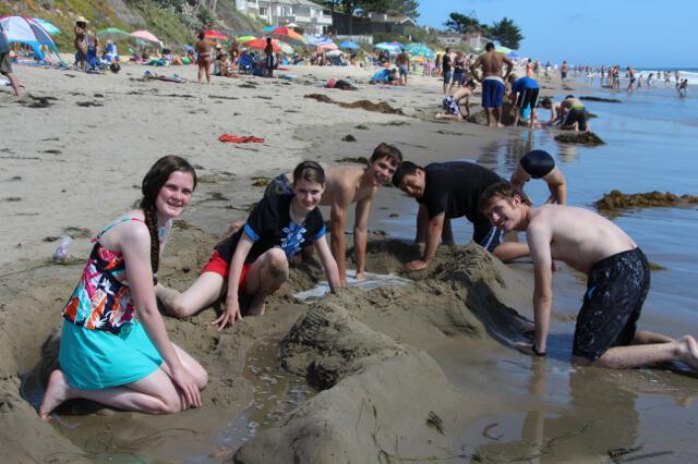 HSSP15 -- Beach -- 02