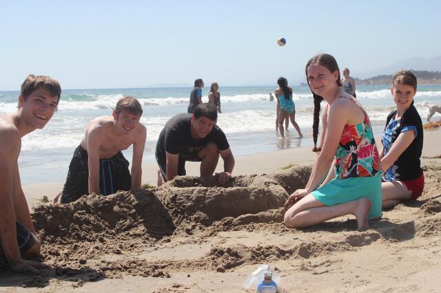 HSSP15 -- Beach -- 09