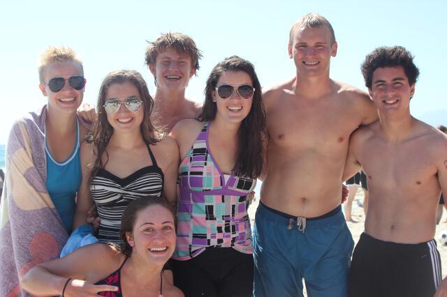 HSSP15 -- Beach -- 15