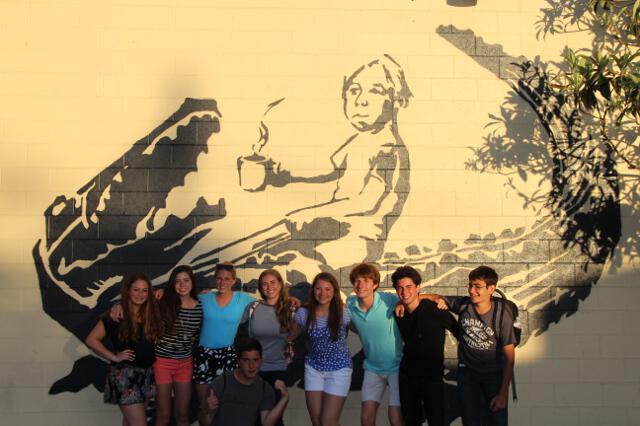 HSSP15 -- Santa Barbara -- 13