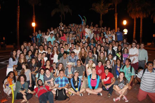 HSSP15 -- Santa Barbara -- 18