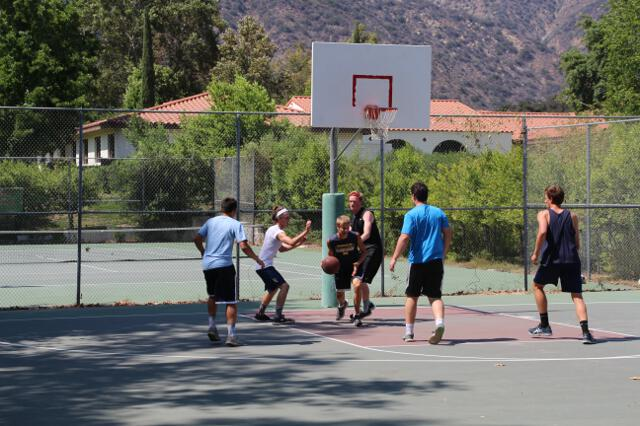 HSSP16 -- 3-on-3 Basketball