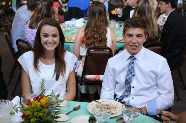 HSSP16 -- Banquet