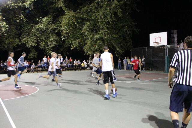 HSSP16 -- Basketball