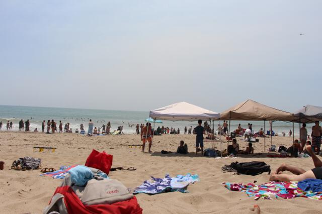 HSSP 16 -- Beach