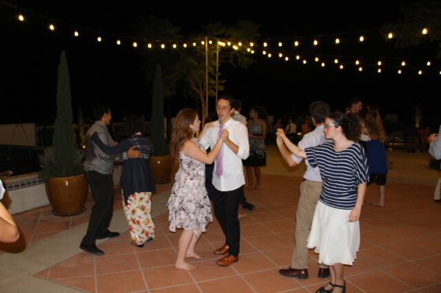 HSSP16 -- Dance