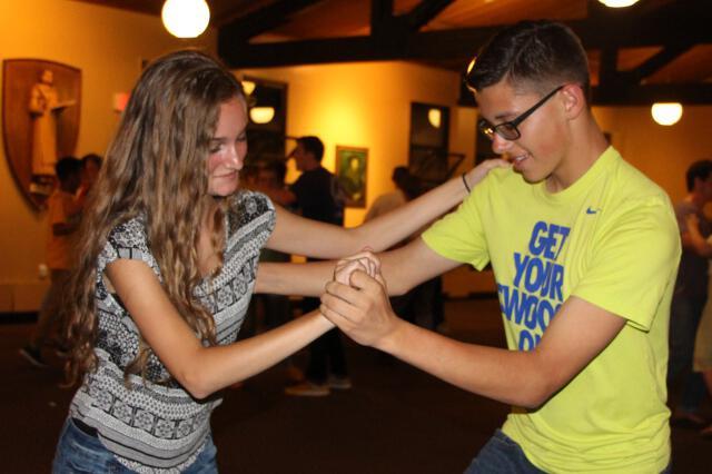 HSSP16 -- Dance Class
