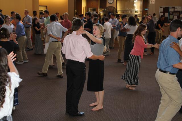 HSSP16 -- Dance Class 2