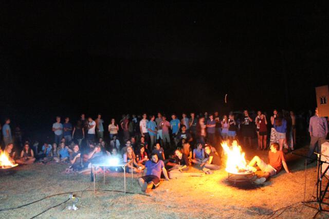 HSSP 16 -- Firepit