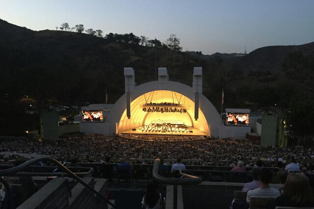 HSSP16 -- Hollywood Bowl