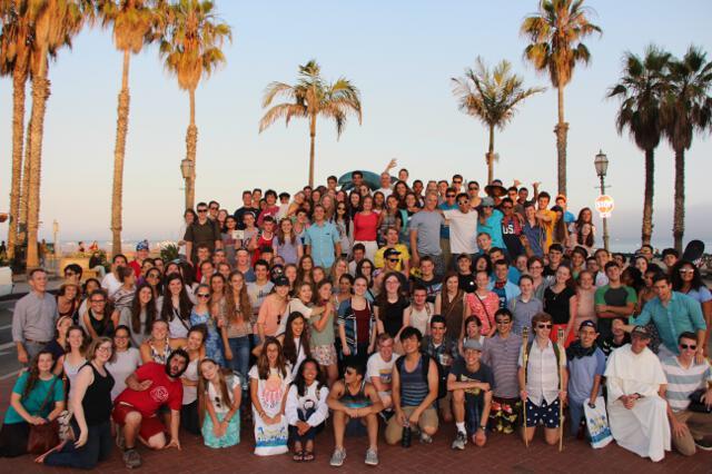 HSSP 16 -- Santa Barbara