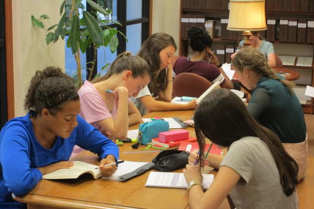 HSSP16 -- Study Hall #1