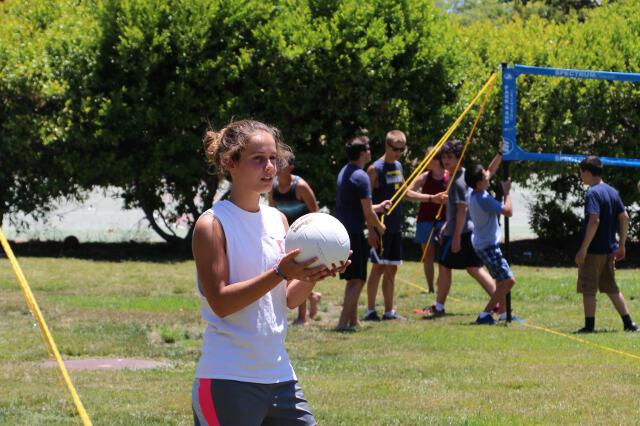 HSSP16 -- Volleyball