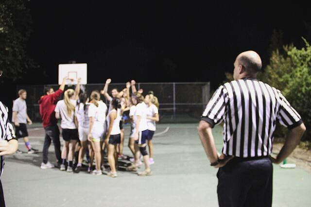 Summer Program 2017 Students v Prefects Basketball Games