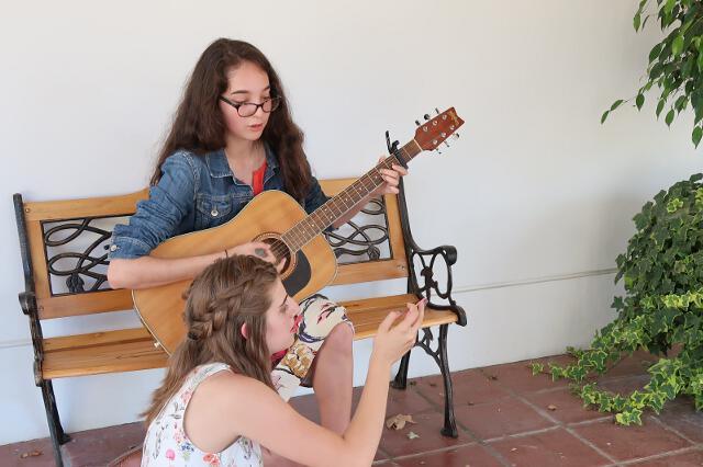 Music bu the quadrangle