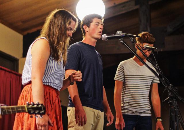 High School Summer Program 2017 Open-Mic Night