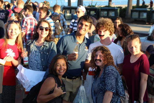 High School Summer Program 2017 -- Trip to Santa Barbara