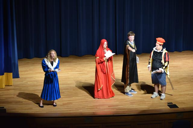 Shakespeare Revue