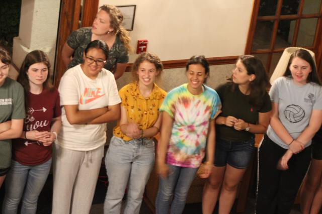 HSSP19 -- 1st Tuesday -- Womens Dorm Party