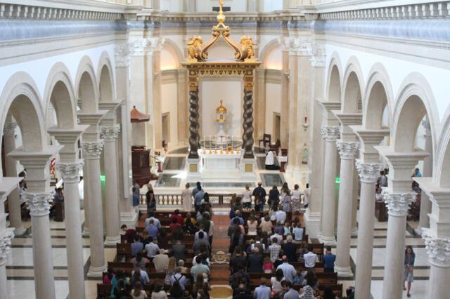 HSSP19 -- Sunday Mass