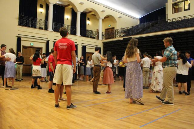 HSSP19 -- 3rd Dance Class