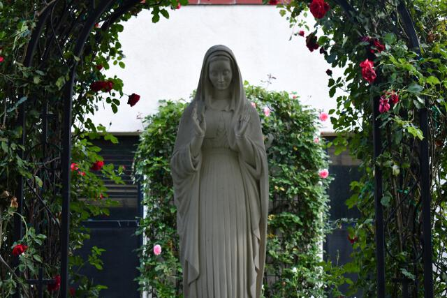 Statue of Our Lady of New York