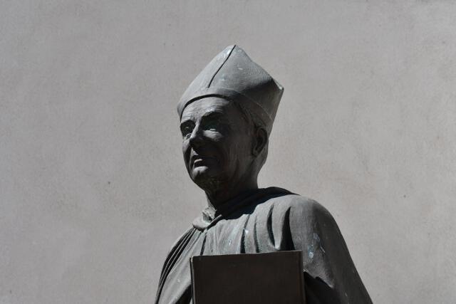 Statue of St. Albert