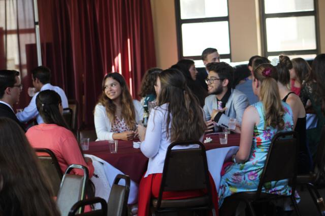 HSSP19 -- Banquet