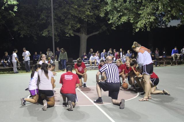 HSSP19 -- Basketball Tournament
