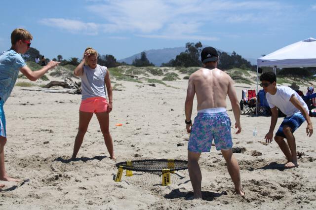 HSSP19 -- Beach
