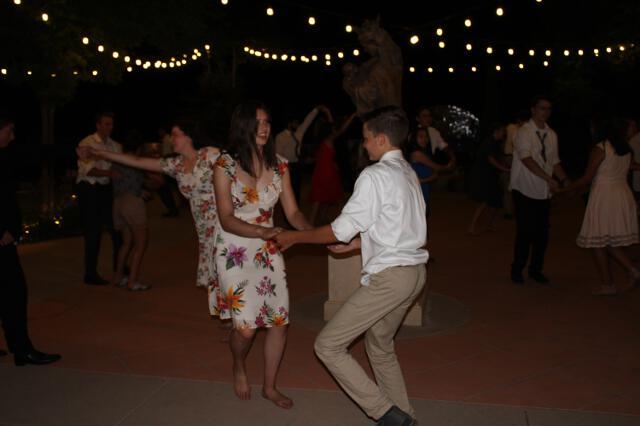 HSSP19 -- Dance