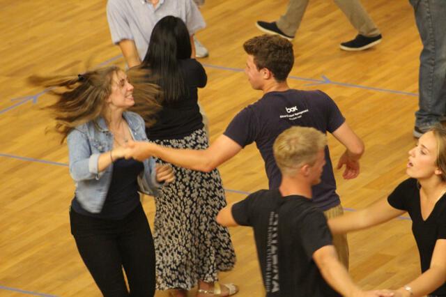 HSSP19 -- First Dance Class